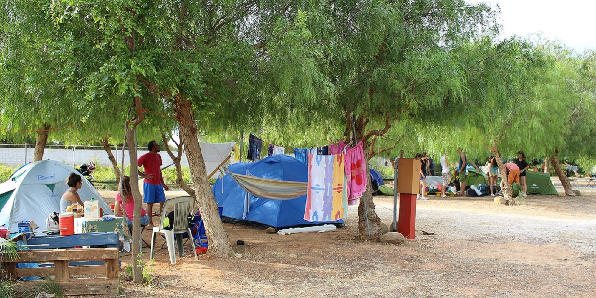 Lilybeo Village is Camping